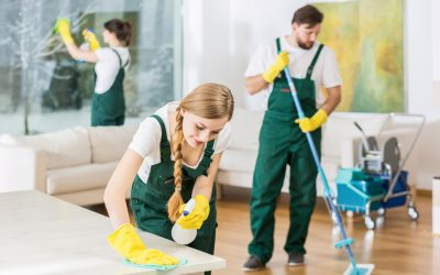 A Reliable Home Cleaning Services by Service Joy MAIDS